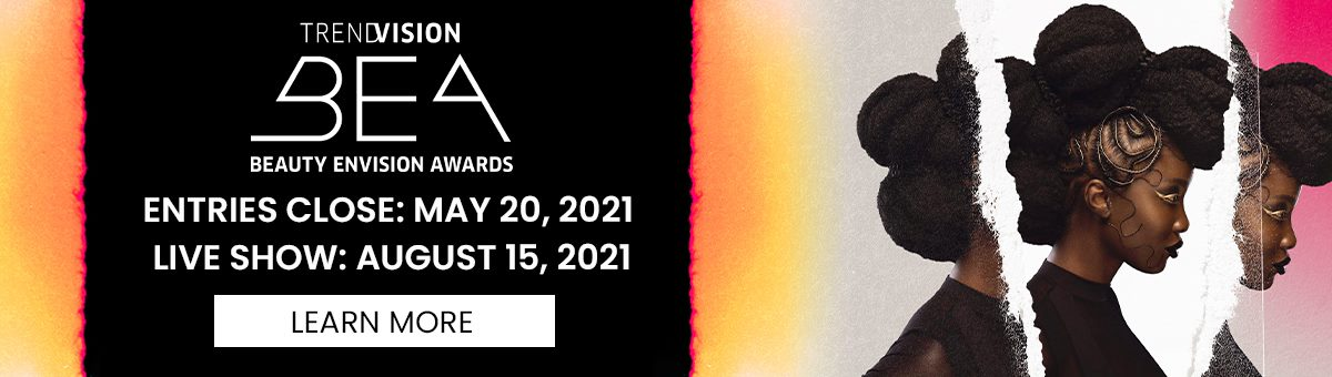 Beauty Envision Awards Entries Close: May 20, 2021 - Live Show: Aug. 15, 2021