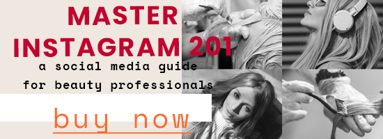 Master Instagram Guide - A scoial media guide for beauty professionals